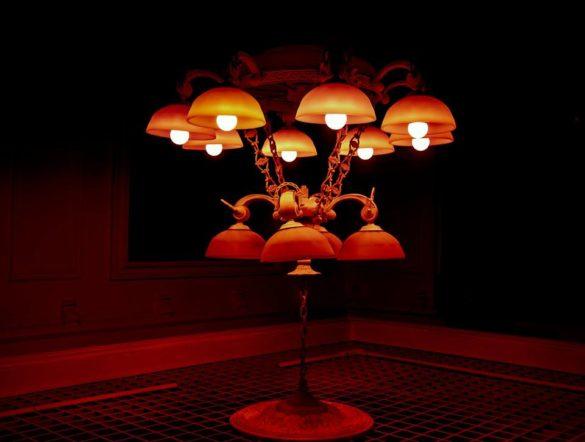 Je suis la lamp