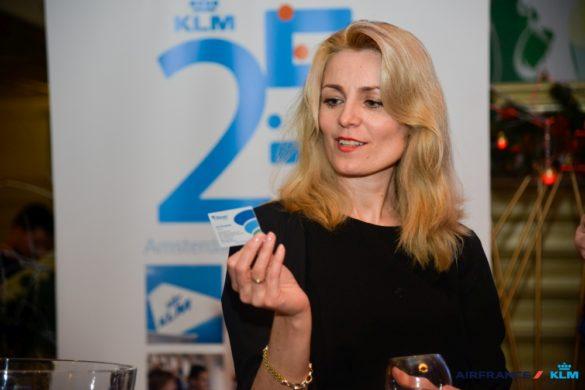 Новорічна вечірка для партнерів від AirFrance-KLM