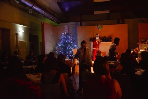 Новорічна вечірка в Гете інституті