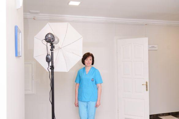 Діловий портрет для сайту клініки