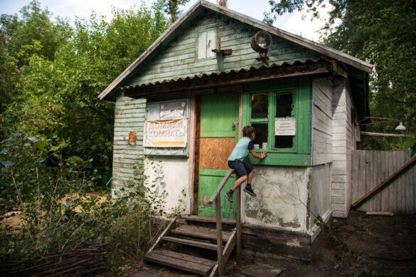 Подорожуючи Україною