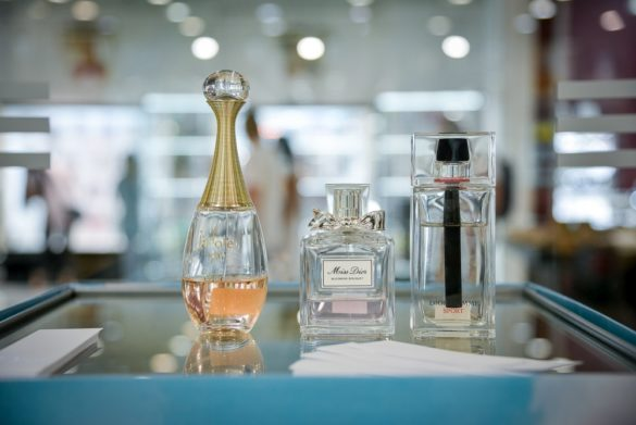 Фотозвіт рекламної кампанії Dior