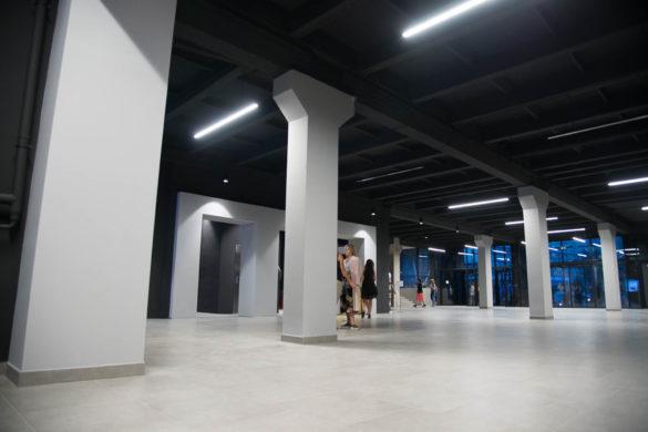 Інтер'єри Довженко центр (Київ)
