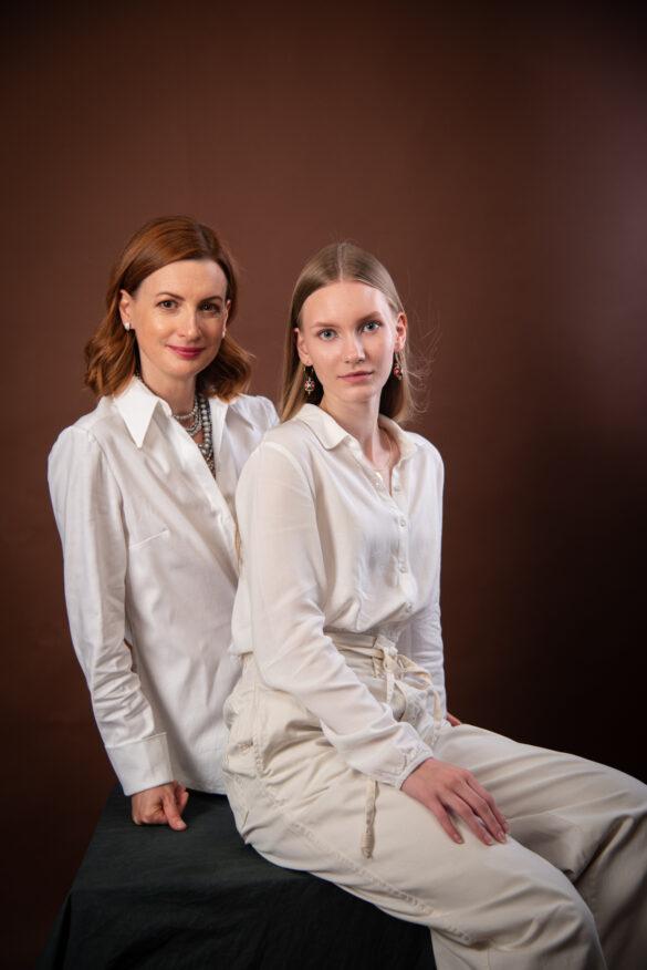 """Студійний портрет """"Біла сорочка"""""""