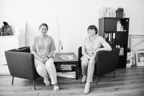 Серія портретів для інтерв'ю