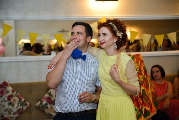 Весілля в італійському стилі