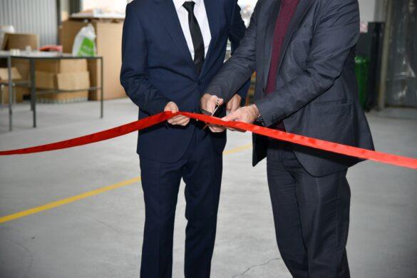 Відкриття представництва та виробничого цеху Habasit