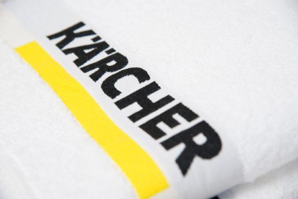 Рекламна зйомка для Керхер Україна