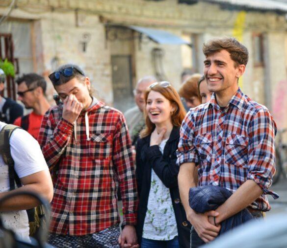 Фестиваль вуличної музики